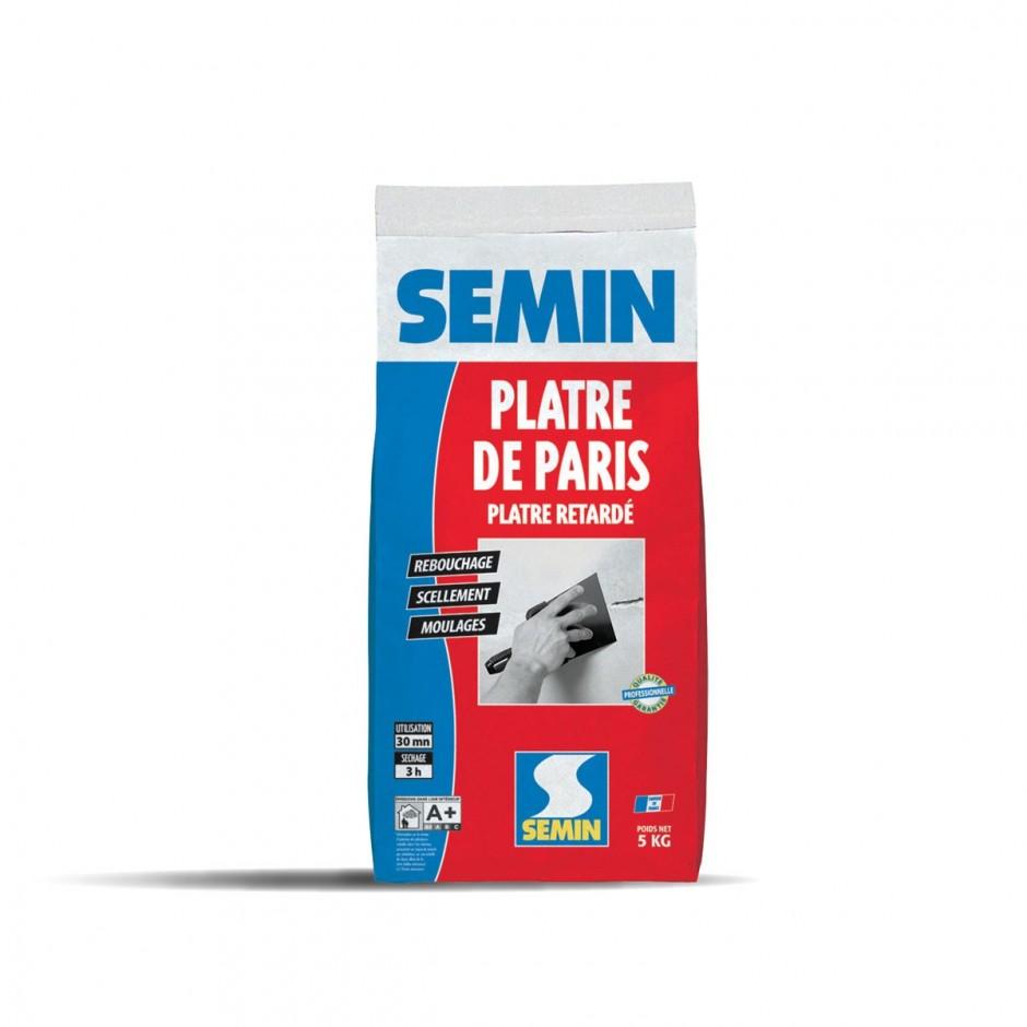 PLÂTRE DE PARIS