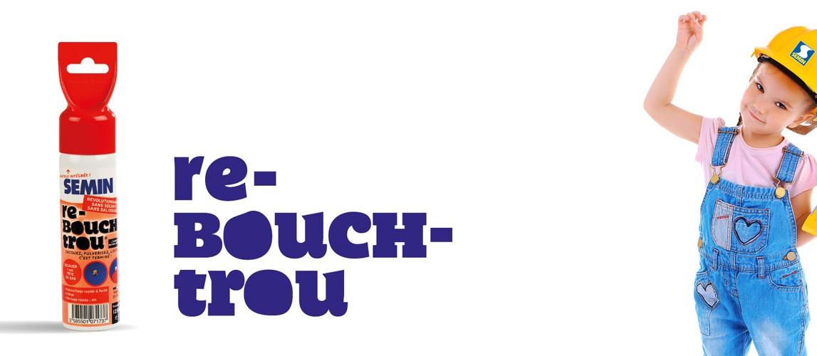 Re-bouch-trou Semin Deutsch
