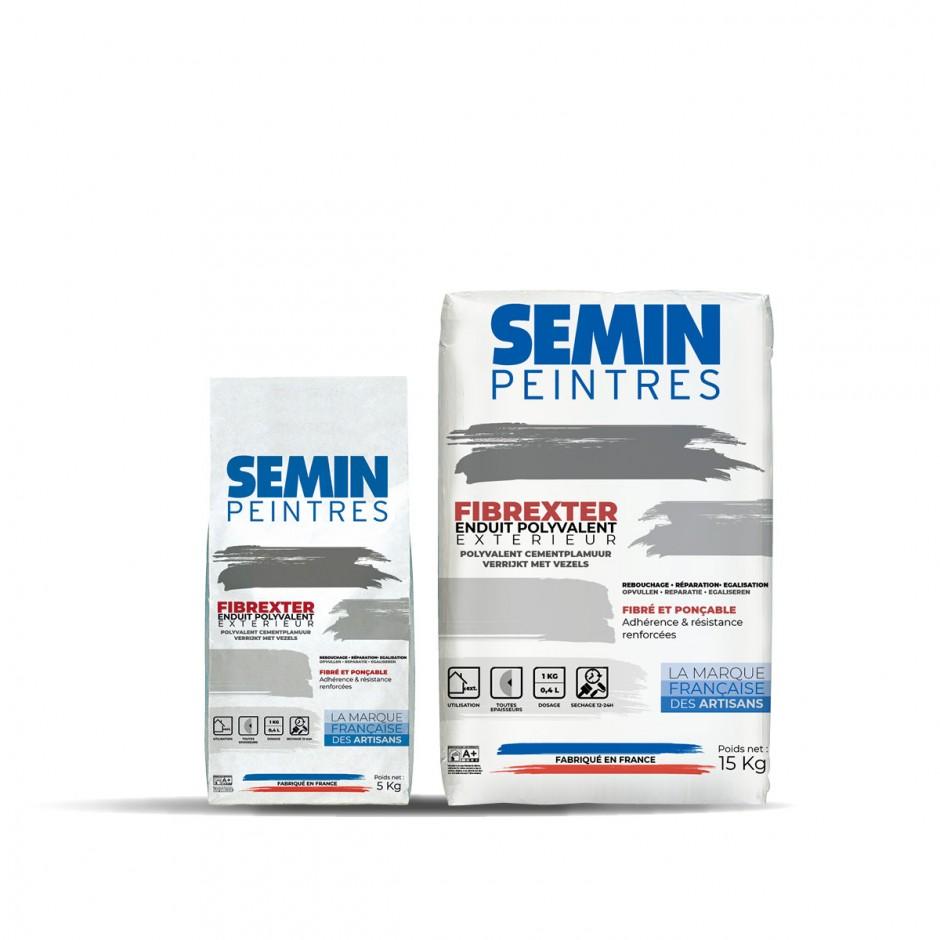 FIBREXTER Semin -  Füll- und reparaturspachtel aus faserzement manuell